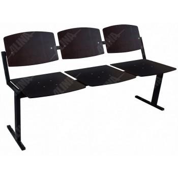 """CTC SH """"Школьник М"""" Бюджетное кресло для школьных актовых залов - ALINA"""