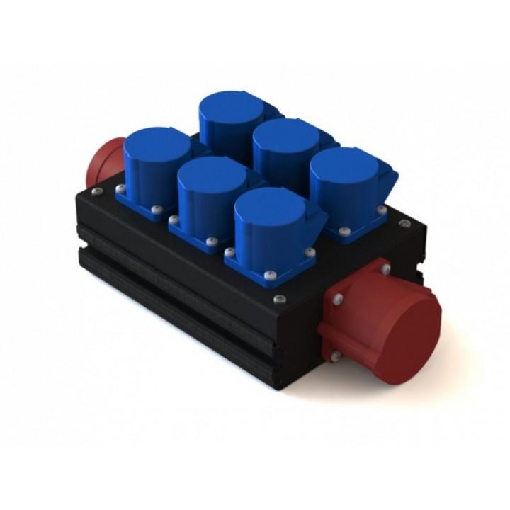 Дистрибьютор питания, туровый - EDS - ET460
