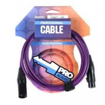 CMC-2E Микрофонный кабель - PROAUDIO