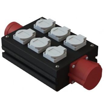 Дистрибьютор питания, туровый - EDS - ET406