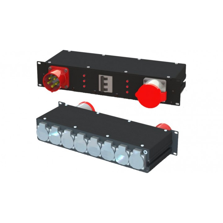 Дистрибьютор питания, туровый - EDS - ER408