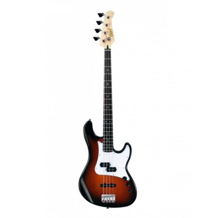 GB14PJ-2T GB Series Бас-гитара, санберст, Cort