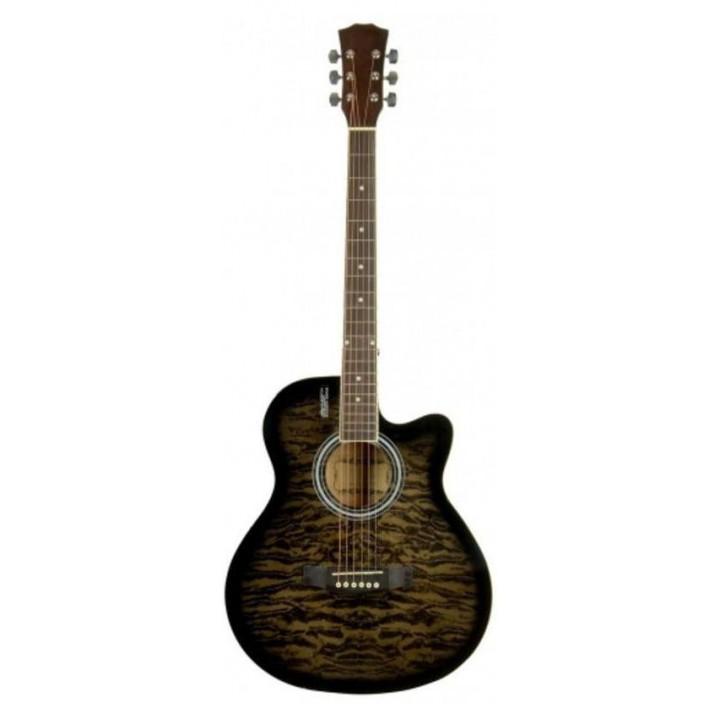 E4030C  BKS Акустическая гитара  - Elitaro E4030C  BKS