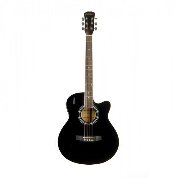 E4040EQ BK Электроакустическая гитара  - Elitaro E4040EQ BK (черный)