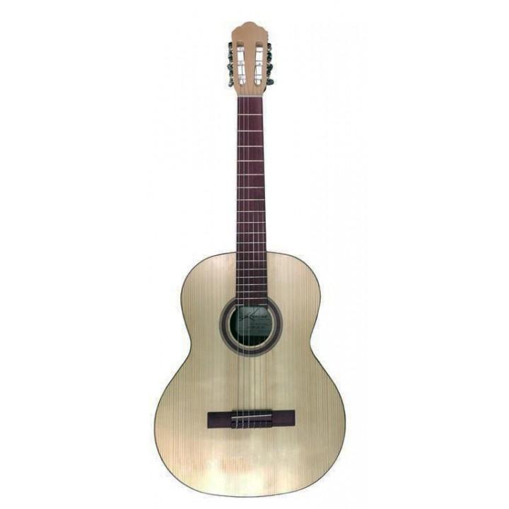 S65S-GG Sofia Soloist Series Green Globe Классическая гитара, ель, размер 4/4 - Kremona