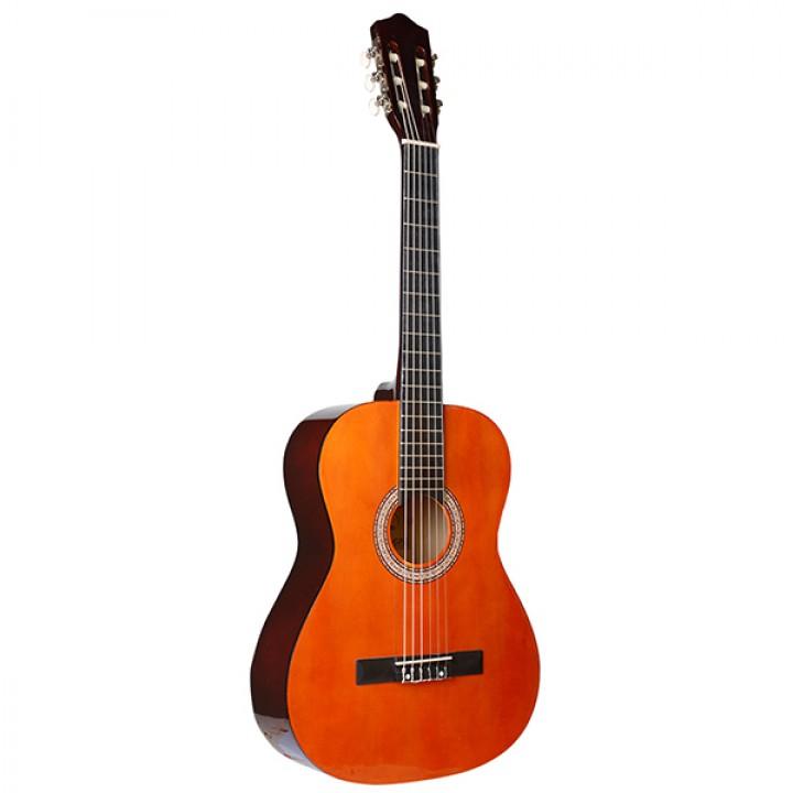 FT-C-B39-Yellow Классическая гитара - Fante