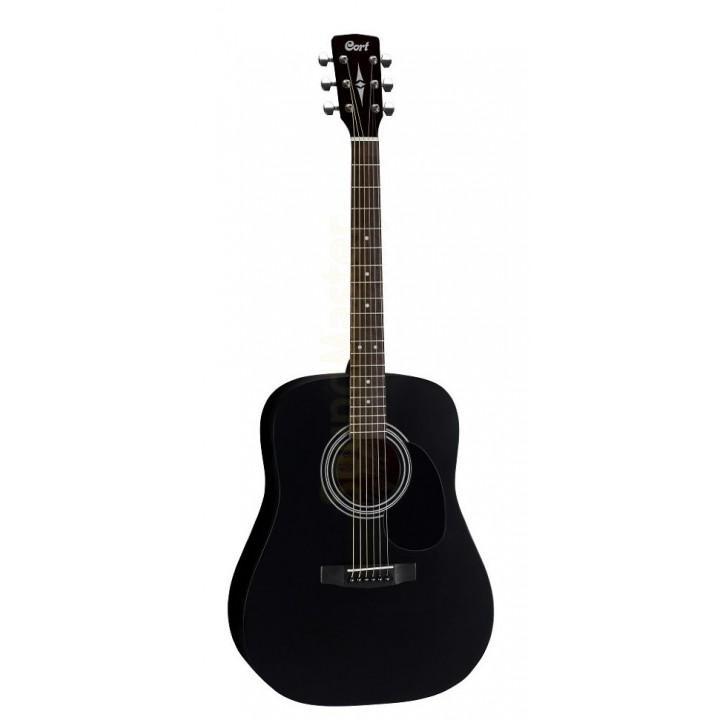 W81E-BKS  Электро-акустическая гитара Parkwood - W81E-BKS