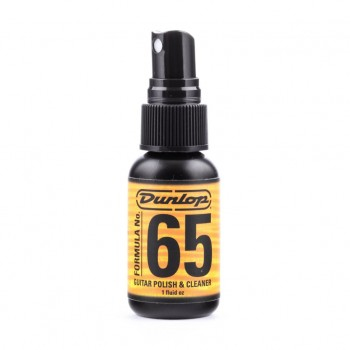 651J Formula 65 Средство для очистки/полироль для гитары - Dunlop