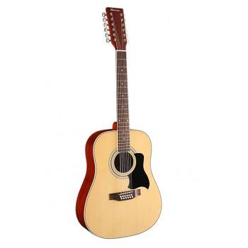 LF-4128 Акустическая 12-струнная гитара - Homage