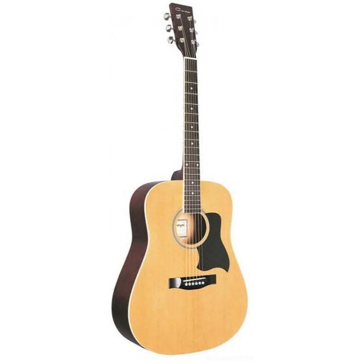 F630-N Акустическая гитара фолк - Caraya