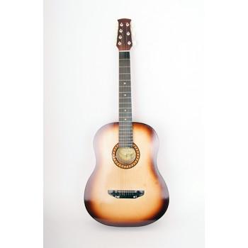 2C-7 Гитара акустическая семиструнная - Ижевский завод Т.И.М