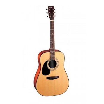 AD810-LH-OP Standard Series Акустическая гитара, леворукая - Cort