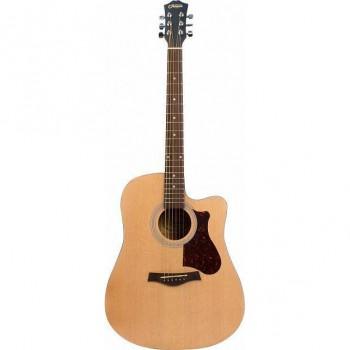 Yankee-4C Акустическая гитара (вестерн), с вырезом - AUGUSTO by JAWA