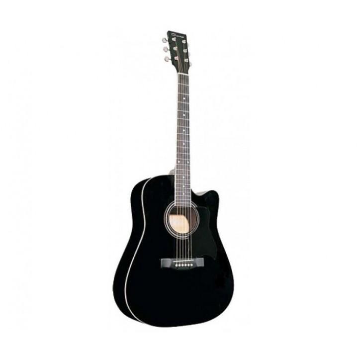 F601-BK Акустическая гитара - Caraya