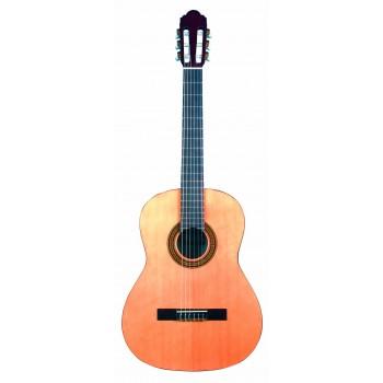 GC-100 CE Электроакустическая концертная классическая гитара - AUGUSTO