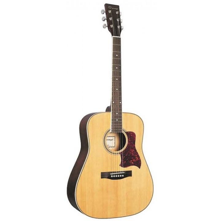 F640-N Акустическая гитара фолк - Caraya