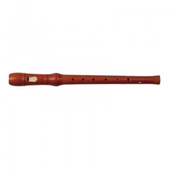 M206-1-BROWN Блокфлейта сопрано, немецкая система, клен, Meinel