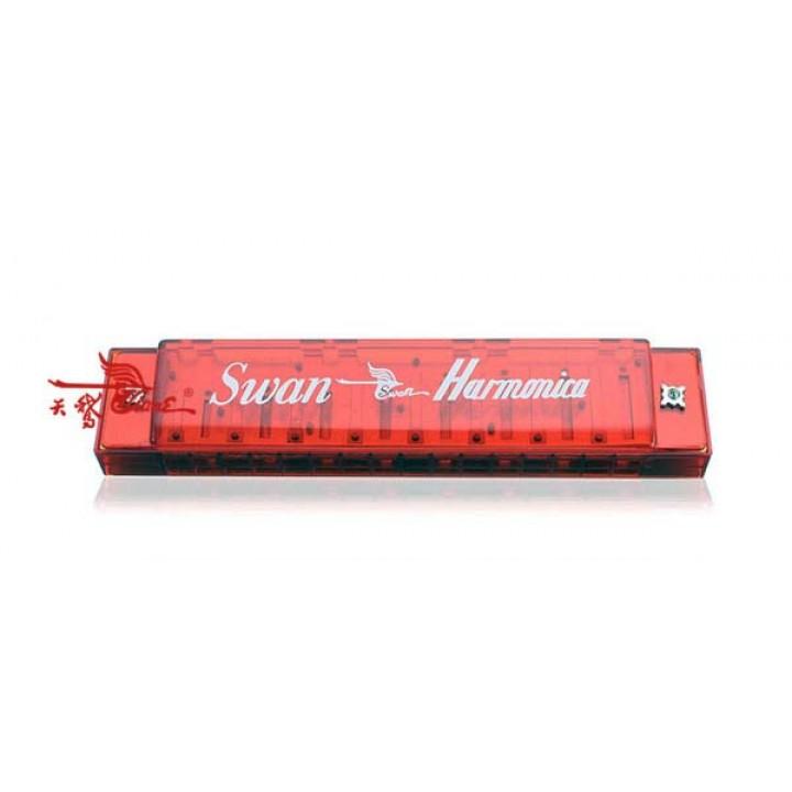 SW16-3 Губная гармошка тремоло - Swan