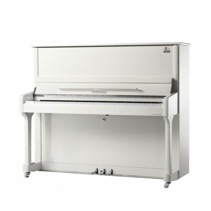 W126WH Пианино акустическое, цвет белый - Wendl&Lung