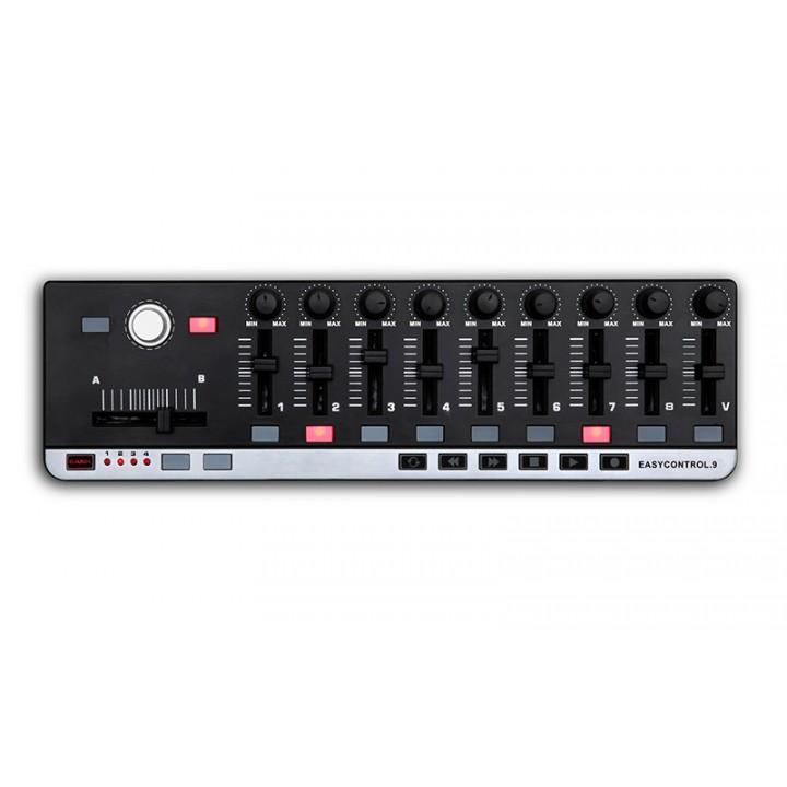 EasyControl MIDI-контроллер - LAudio
