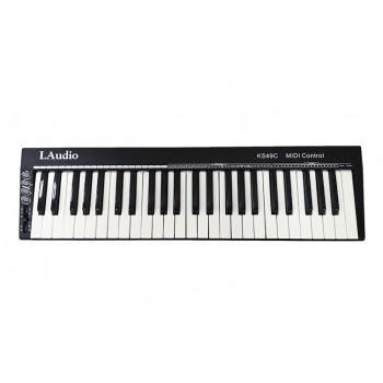 KS49C MIDI-контроллер 49 клавиш - Laudio