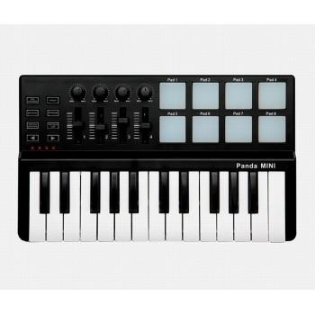 PandaminiC MIDI-контроллер, 25 клавиш - LAudio
