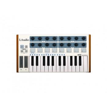 Worldemini MIDI-контроллер, 25 клавиш - LAudio