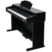 WK-520 Цифровое пианино на стойке с педалями, цвет палисандр - Nux Cherub