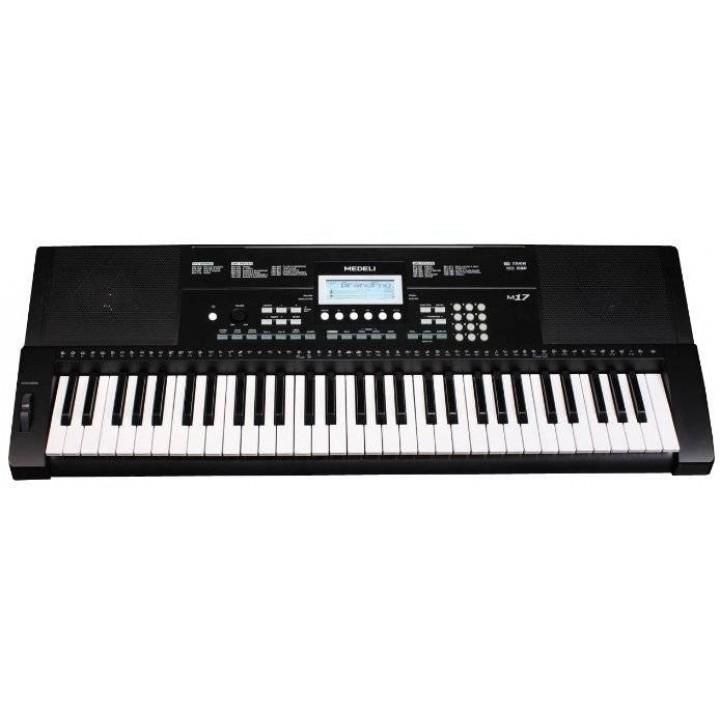 M17 Cинтезатор 61 клавиша -  Medeli