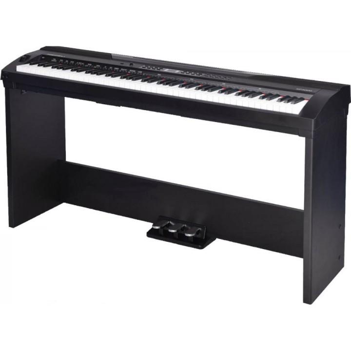 SP3000+stand Цифровое пианино - Medeli  (со стойкой и педалями в комплекте)