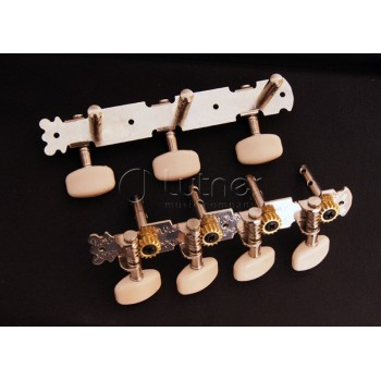 7К Комплект колковой механики для 7-струнной гитары Lutner - СОЛО 7К