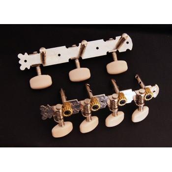 7К Комплект колковой механики для 7-струнной гитары - Lutner