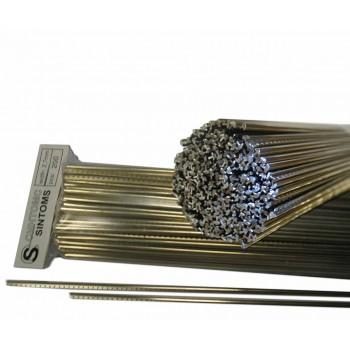 230140F 2.3мм Ладовая пластина из нейзильбера, длина 260мм, фабричная поставка - Sintoms