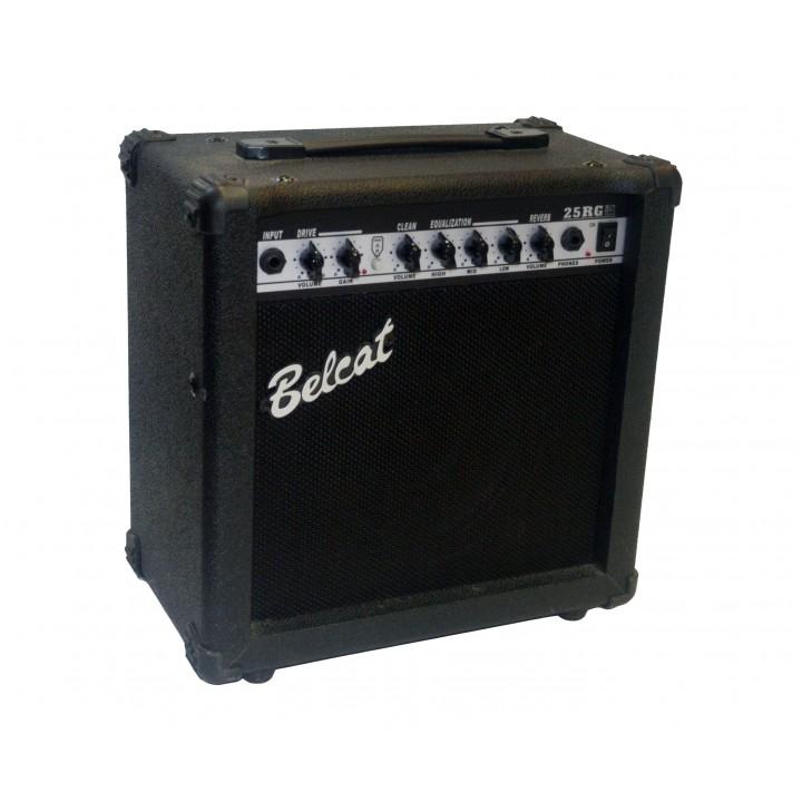 25RG Гитарный комбоусилитель, 25Вт, реверберация - Belcat