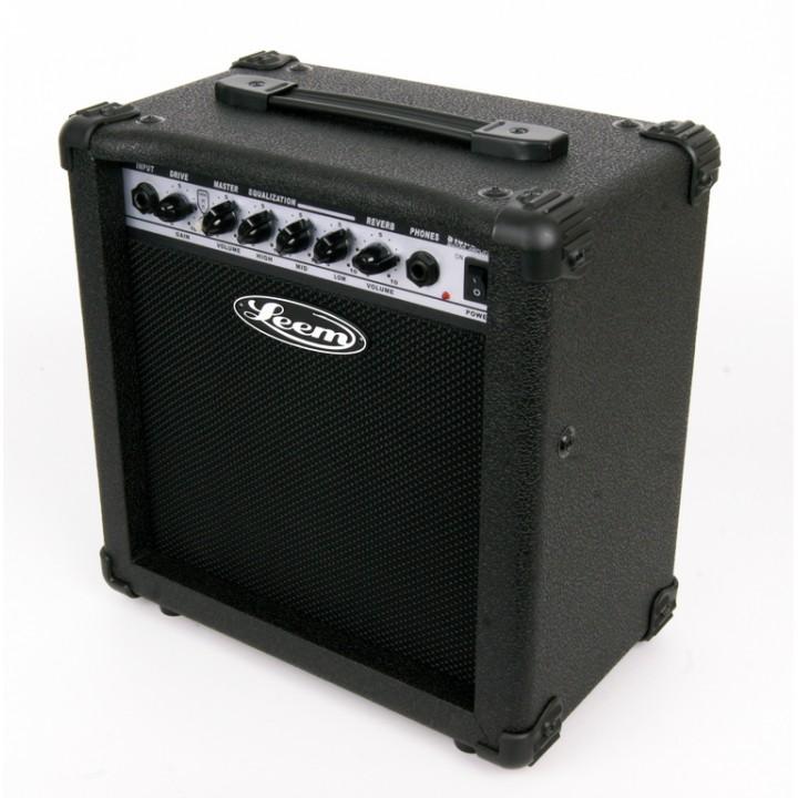 S15RG Комбик гитарный 15Вт реверберация - LEEM