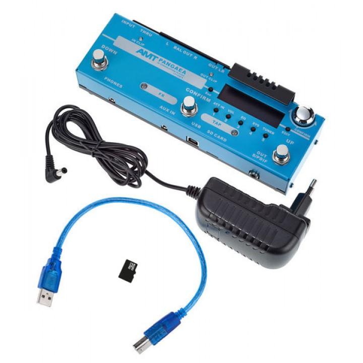 CP-100FX Импульсный кабинет эмулятор и процессор эффектов - AMT Electronics CP-100FX PANGAEA IR-Кабинет