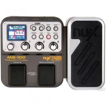 NUX-MG100 Гитарный процессор Cherub - NUX