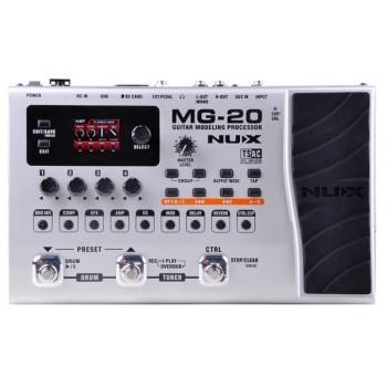 Гитарный процессор Cherub - NUX MG-20