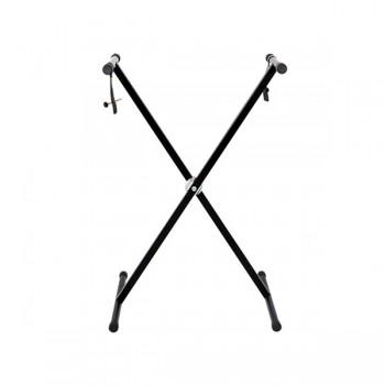 Q-1XA Стойка для клавишных инструментов, одинарная X - Foix