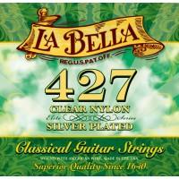 427 Комплект струн для классической гитары - La Bella