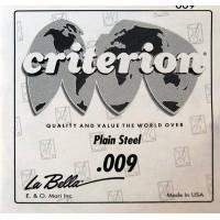 CPS009 Отдельная 1-я струна, сталь, 009 - La Bella