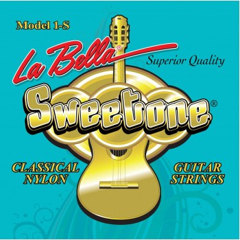 1S Sweetone Комплект струн для классической гитары - La Bella