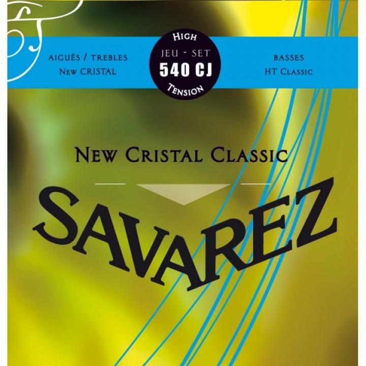 540CJ New Cristal Classic Комплект струн для классической гитары - Savarez