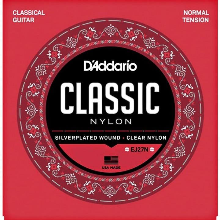EJ27N CLASSIC Струны для классической гитары - D`Addario