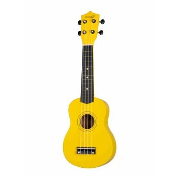 RS-C1-YW Укулеле сопрано, желтый - Homage