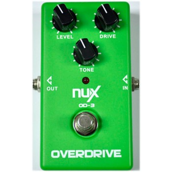 NUX-OD3 Педаль эффекта, перегруз - NUX-OD3 Vintage Overdrive