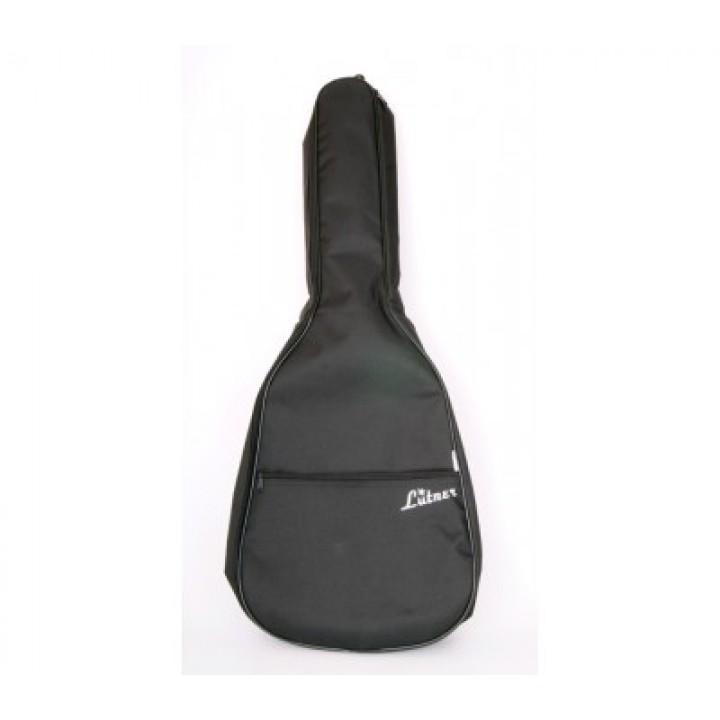 ЛЧГК2/1 Чехол для классической гитары утепленный, с карманом, 2 заплечных ремня - ЛЮТНЕР