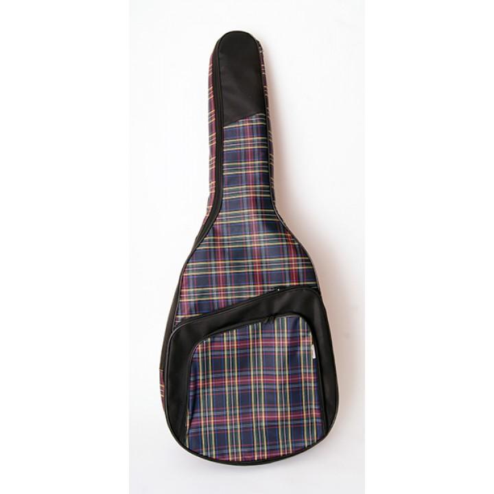ЛЧГ12ц1/1 Чехол для 12-струнной гитары, цветной, Lutner