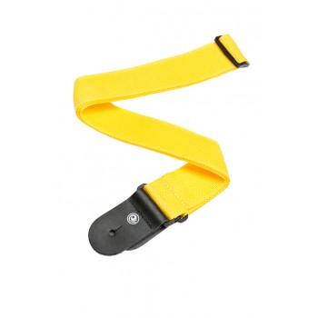 PWS110 Polypropylene Полипропиленовый ремень для гитары, желтый - Planet Waves