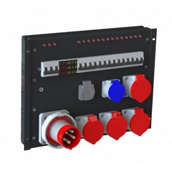 Дистрибьютор питания рэковый - EDS-R551AV